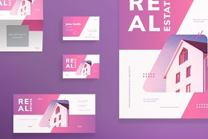 Print Pack | Real Estate Agency