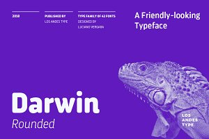 Darwin Rounded - Intro Offer 82% off
