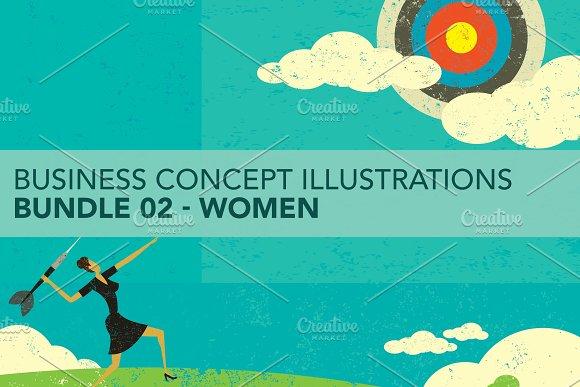 Business Concepts Bundle 02 Women