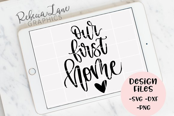 Our First Home Design Files