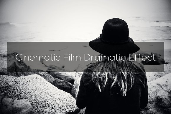 Cinematic Film Dramatic Effect