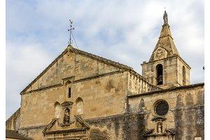Church Notre-Dame-la-Major in Arles - France, Provence-Alpes-Cot