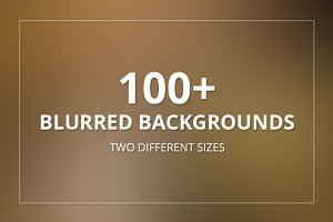 110 Blurred Background Bundle - HD