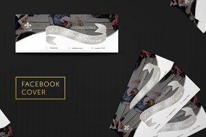 Wedding Facebook Cover #029