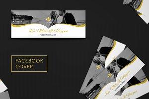 Wedding Facebook Cover #027