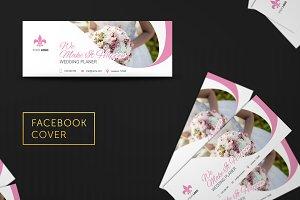 Wedding Facebook Cover #025