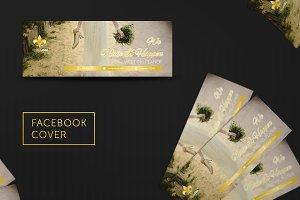 Wedding Facebook Cover #024