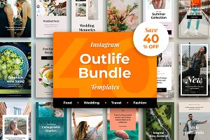 Outlife Huge Instagram Bundle