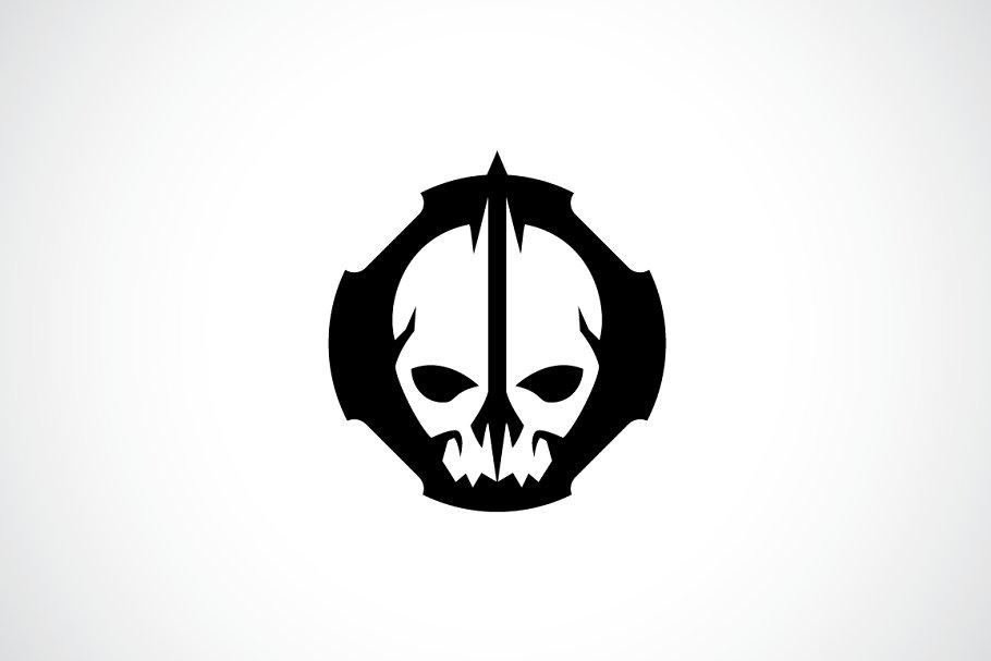Skull Gaming Logo