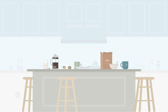 Kitchen Scene 1.0