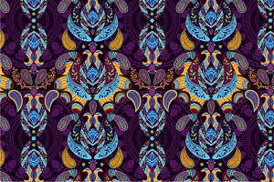 Ethnic Seamless Pattern