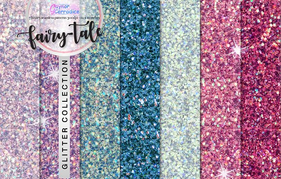 Fairy-Tale Glitter Collection