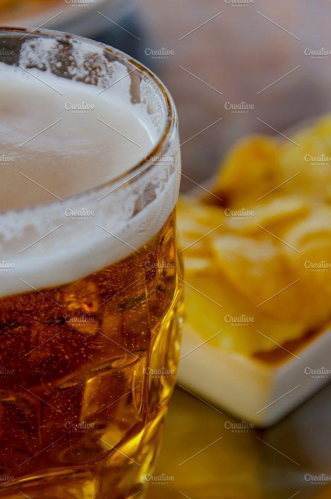 Jar of beer.jpg - Food & Drink