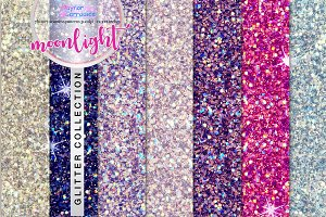 Moonlight Glitter Collection