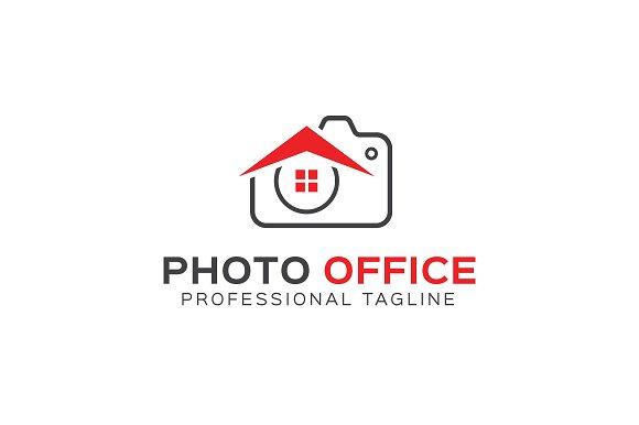 Photo Office Logo Template