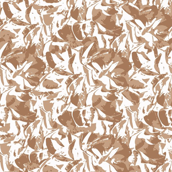 Leaves Texture Seamless Pattern