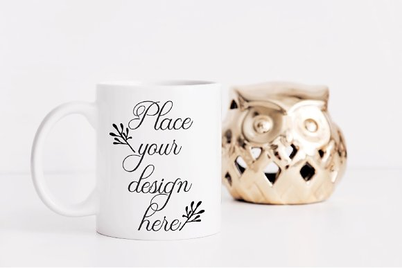 Cute Mug Mockup Coffee Cup Mock Up