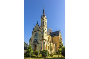 Church of Feast of the Cross in Fastiv, Ukraine
