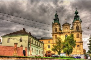 Church of St. Mary Magdalen in Lviv, Ukraine
