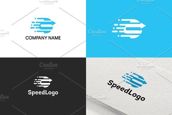 Speed Logo Design