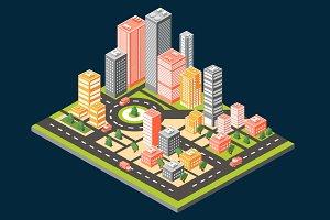 City style flat