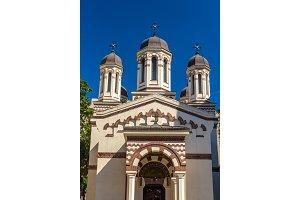 Biserica Zlatari in Bucharest, Romania