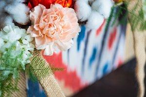 Summer flower composition