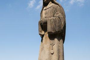 memorial of a saint