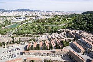 Barcelona Montjuic Cemetery