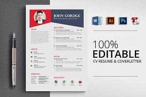 Word Resume CV