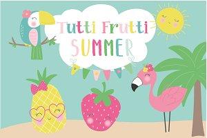 Tutti Frutti Summer Set