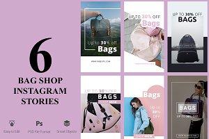 6 Fashion Instagram Stories