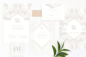 Tropic Wedding Suite