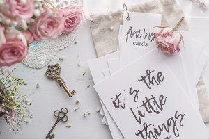 Little Things Flatlay