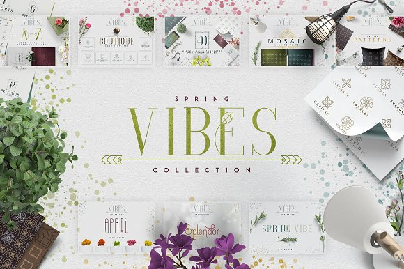 Spring Vibes Collection 83%