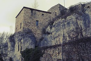 Ruins of the castle 1