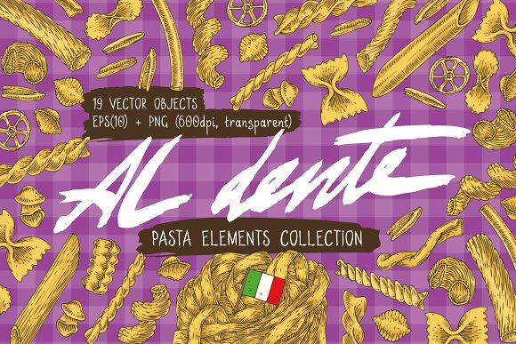 Pasta Elements Collection