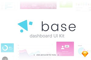 Base – Dashboard UI Kit