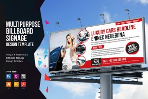 Billboard Signage Design