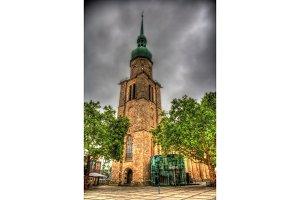 St.-Reinoldi-Kirche (St. Reinold's Church) in Dortmund, Germany