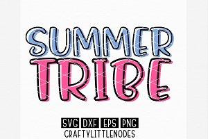 Summer Tribe SVG