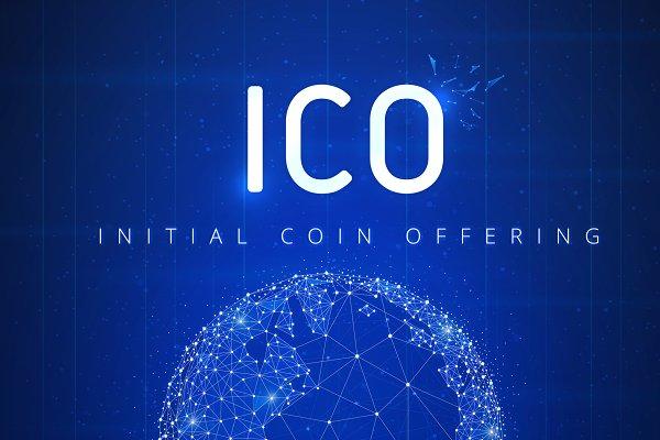 ICO initial coin offering futuristi…