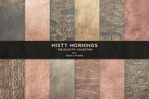 Misty Mornings-Rose Wabi Sabi Worlds