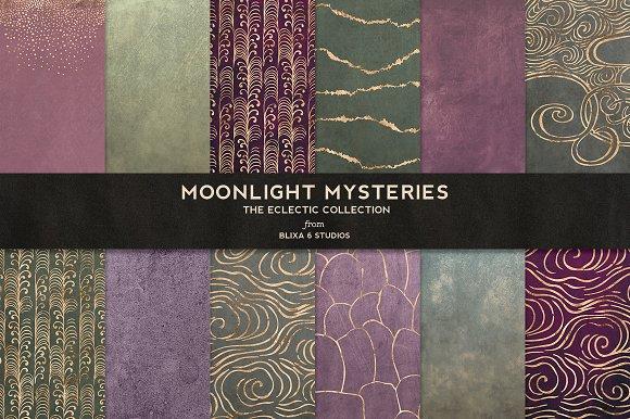 Moonlight Mysteries Wabi Sabi World