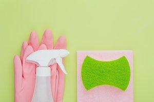 modern minimalist cleaning