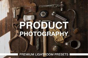 Product Photography Lightroom Preset