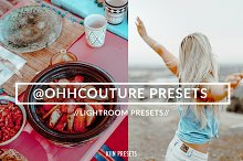blogger @ohhcouture inspired presets