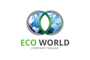 Eco World Logo