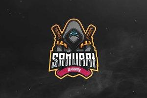 Samurai Sport and Esports Logo