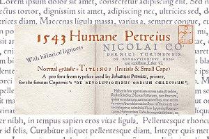 1546 Humane Petreius OTF